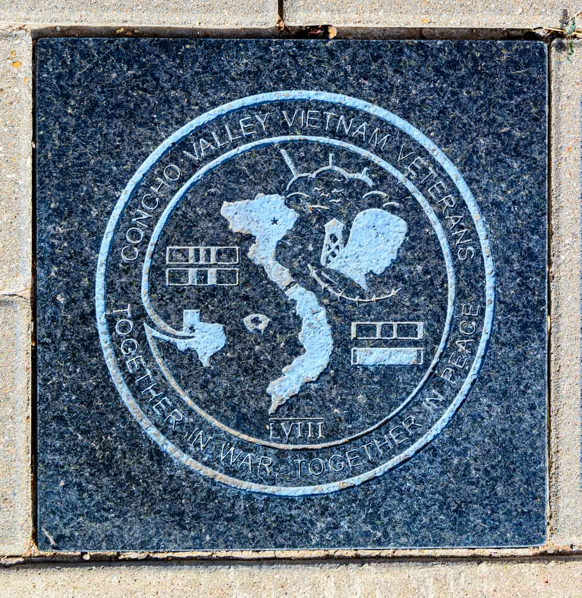 Concho Valley Vietnam Veterans Memorial