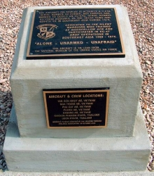 EC-47 Dedication Monument