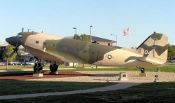 EC-47 Static Display