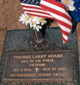 Adams, Thomas Larry - Find a grave web