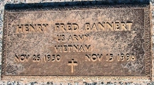 Bannert, Henry Fred - Find a grave web