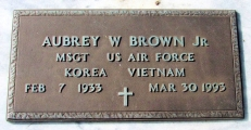 Brown, Aubrey W. Jr. - Find a grave web