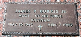 Burris, James R. Jr. - Find a grave web