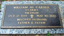 Carter, William AL - Find a grave web