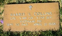 Collins,Harris L. - Find a grave web