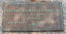 Farmer, Archie Edwin Jr. - Find a grave web