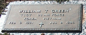 Green, William T. - Find a grave web