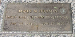 Hudson, James M. - Find a grave web