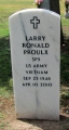 Proulx, Larry Ronald - Find a grave web