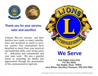 East Side Lions Club