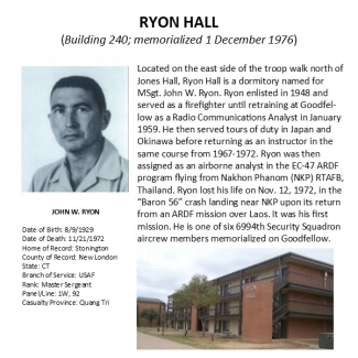 Ryon MSgt.2345