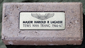 017 - Major Harold R Lagasse