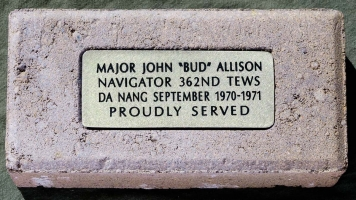 021 - Major John 'Bud' Allison