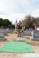 1Lt Rhude Mark Mathis, Jr. Memorial Dedication WEB-101