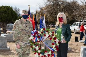 1Lt Rhude Mark Mathis, Jr. Memorial Dedication WEB-117