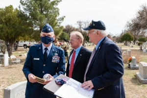 1Lt Rhude Mark Mathis, Jr. Memorial Dedication WEB-119