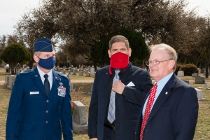 1Lt Rhude Mark Mathis, Jr. Memorial Dedication WEB-120