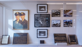 1Lt Rhude Mark Mathis, Jr. Memorial Dedication WEB-1