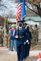 1Lt Rhude Mark Mathis, Jr. Memorial Dedication WEB-25