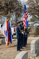 1Lt Rhude Mark Mathis, Jr. Memorial Dedication WEB-38