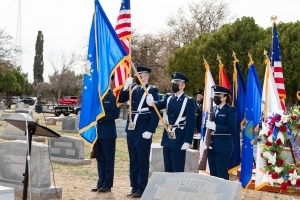 1Lt Rhude Mark Mathis, Jr. Memorial Dedication WEB-44