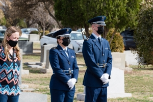 1Lt Rhude Mark Mathis, Jr. Memorial Dedication WEB-55