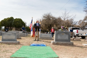 1Lt Rhude Mark Mathis, Jr. Memorial Dedication WEB-58