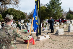 1Lt Rhude Mark Mathis, Jr. Memorial Dedication WEB-67