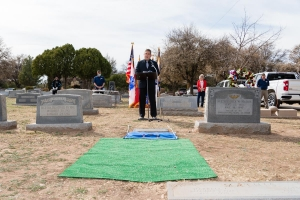 1Lt Rhude Mark Mathis, Jr. Memorial Dedication WEB-73