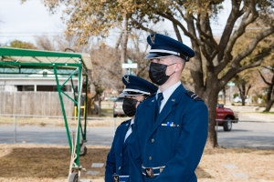 1Lt Rhude Mark Mathis, Jr. Memorial Dedication WEB-78