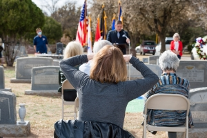 1Lt Rhude Mark Mathis, Jr. Memorial Dedication WEB-79
