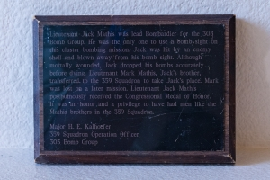 1Lt Rhude Mark Mathis, Jr. Memorial Dedication WEB-7