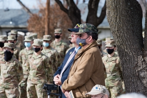 1Lt Rhude Mark Mathis, Jr. Memorial Dedication WEB-81