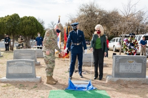 1Lt Rhude Mark Mathis, Jr. Memorial Dedication WEB-84