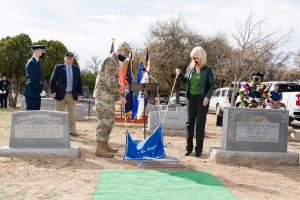 1Lt Rhude Mark Mathis, Jr. Memorial Dedication WEB-85