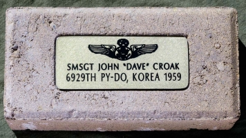 234 - SMSgt John 'Dave' Croak
