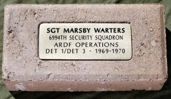 242 - Sgt Marsby Warters