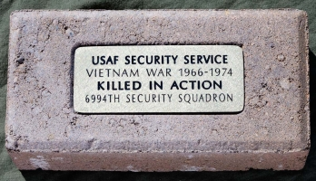 329 - USAFSS Killed In Action