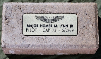 374 - Major Homer M. Lynn Jr.