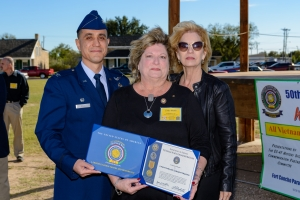50th Vietnam War Vet Commemortion Ceremony, 18 Nov 2017 (118 of 277)