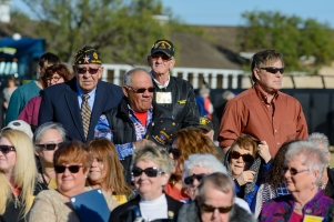 50th Vietnam War Vet Commemortion Ceremony, 18 Nov 2017 (159 of 277)