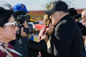 50th Vietnam War Vet Commemortion Ceremony, 18 Nov 2017 (200 of 277)