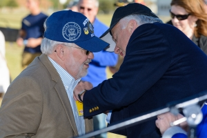 50th Vietnam War Vet Commemortion Ceremony, 18 Nov 2017 (205 of 277)