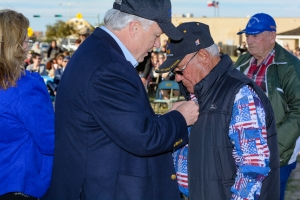 50th Vietnam War Vet Commemortion Ceremony, 18 Nov 2017 (210 of 277)