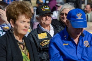 50th Vietnam War Vet Commemortion Ceremony, 18 Nov 2017 (40 of 277)