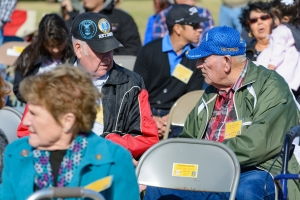 50th Vietnam War Vet Commemortion Ceremony, 18 Nov 2017 (43 of 277)