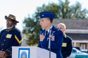 50th Vietnam War Vet Commemortion Ceremony, 18 Nov 2017 (75 of 277)