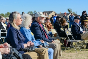 50th Vietnam War Vet Commemortion Ceremony, 18 Nov 2017 (79 of 277)