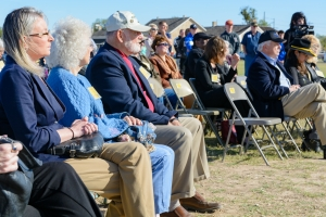 50th Vietnam War Vet Commemortion Ceremony, 18 Nov 2017 (80 of 277)