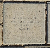 Archer, William Lanier Jr. 'Lance' - VVA 457 Memorial Area C (184 of 309) (2)